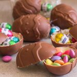 Chocolate Easter Eggs from An Italian in my Kitchen