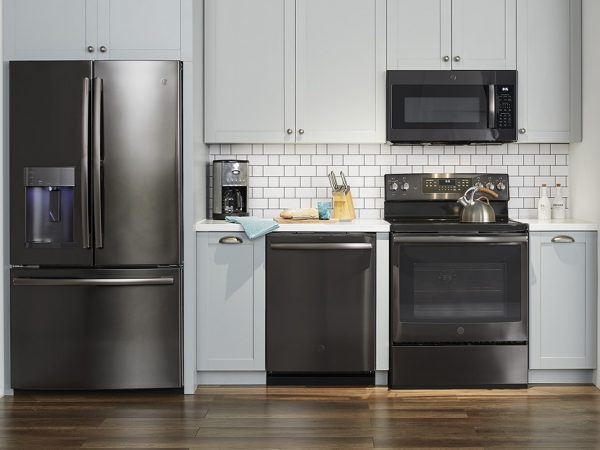 Update Your Kitchen Style with Black Stainless Steel