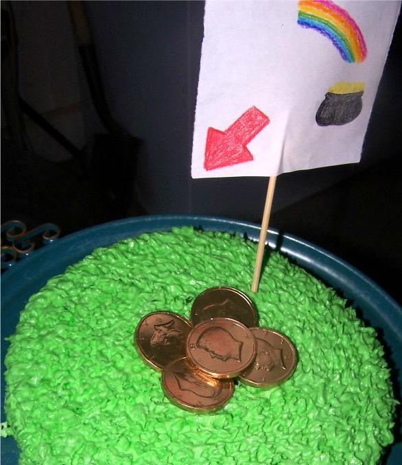 leprechaun cake trap2