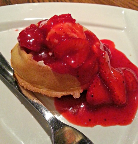 Strawberry Waffle Perdu