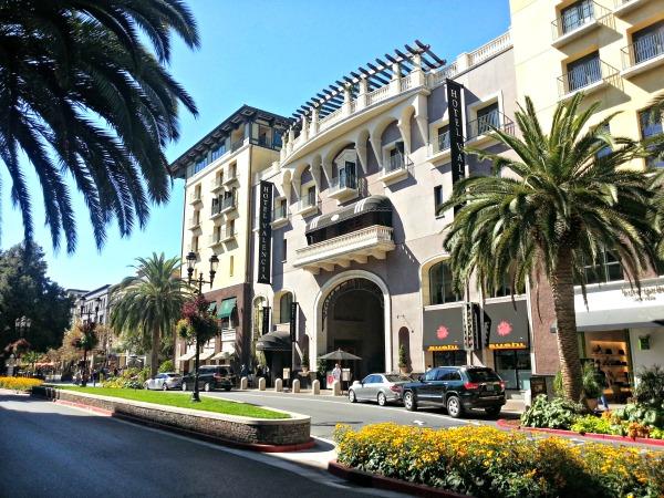 Hotel Valencia on Santana Row