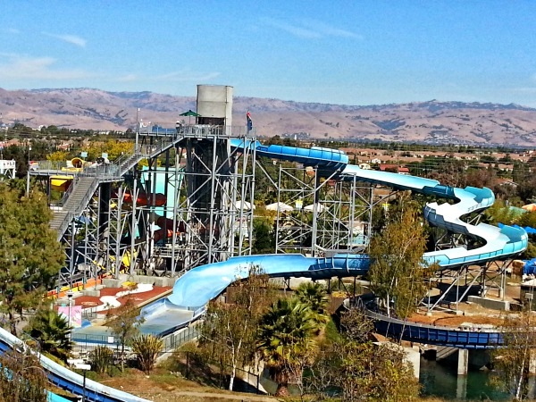 Girls' Day at California's Great America Theme Park ...