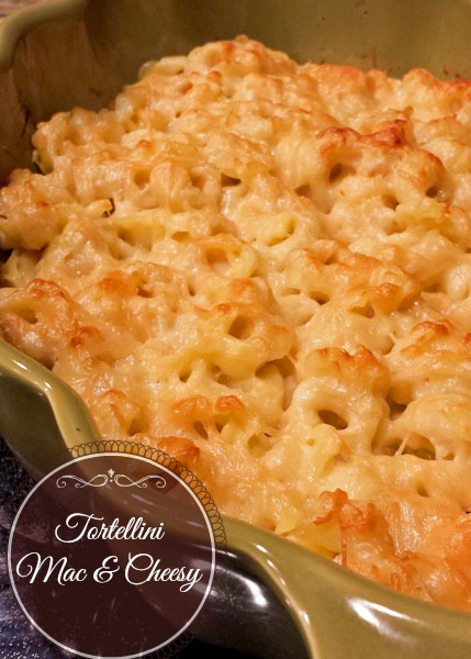 Tortellini Mac & Cheesy