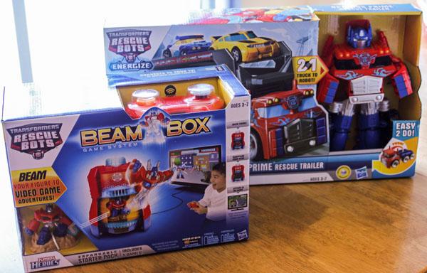 Playskool Transformer Toys