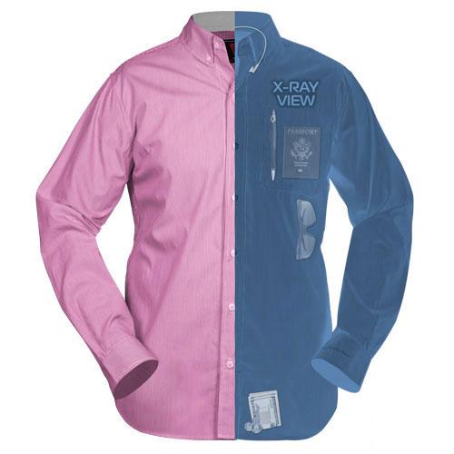 scottevest button down shirt