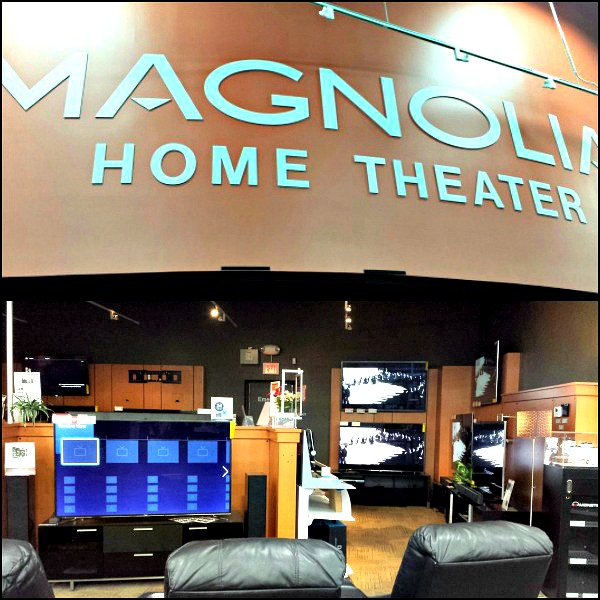 Magnolia Room At Best Buy