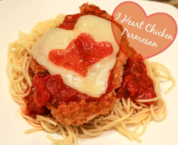 I Heart Chicken Parmesan #Valentines4All #shop