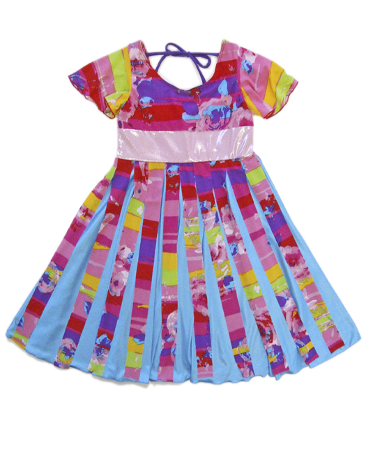 girls-rainbow-dress-TG1108