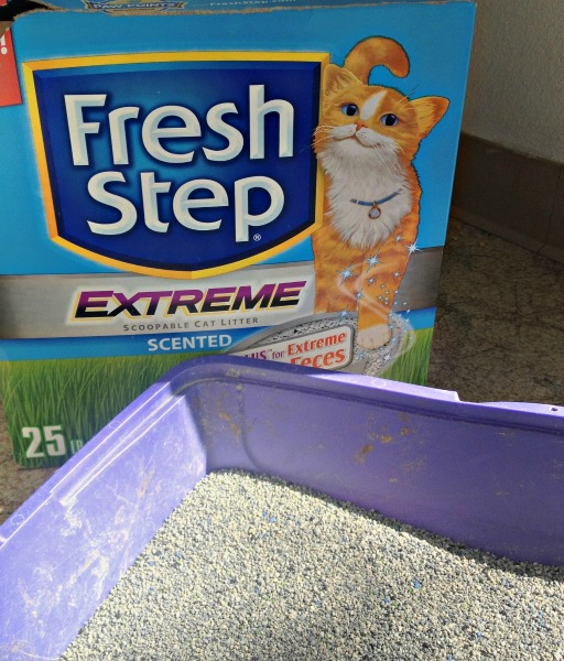 Fresh Step Extreme Scoopable Cat Litter