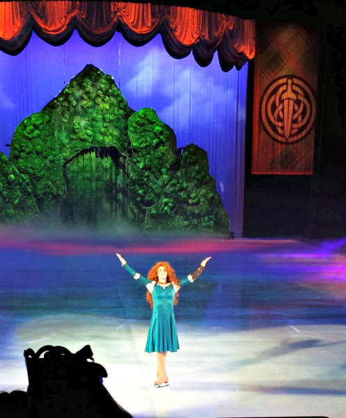 Merida Disney On Ice Rockin Ever After