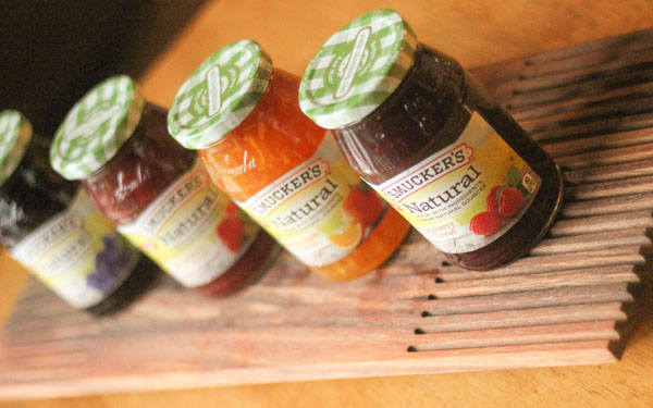 Smucker's® Natural Fruit Spreads
