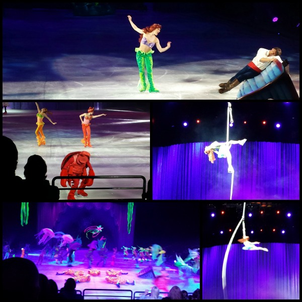 The Little Mermaid Disney On Ice Rockin Ever After