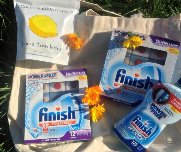 Finish Powerball Gift Pack