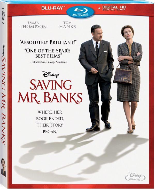 Saving Mr Banks Blu-ray