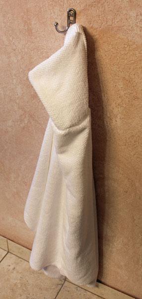 DIY Hooded Towel Tutorial