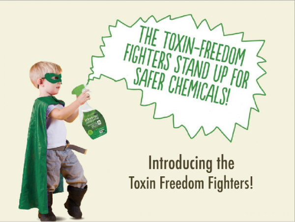 Toxin Freedom Fighters