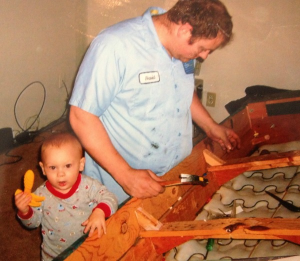DIY Projects with Dad