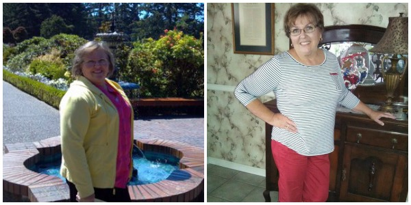 Mom Before & After