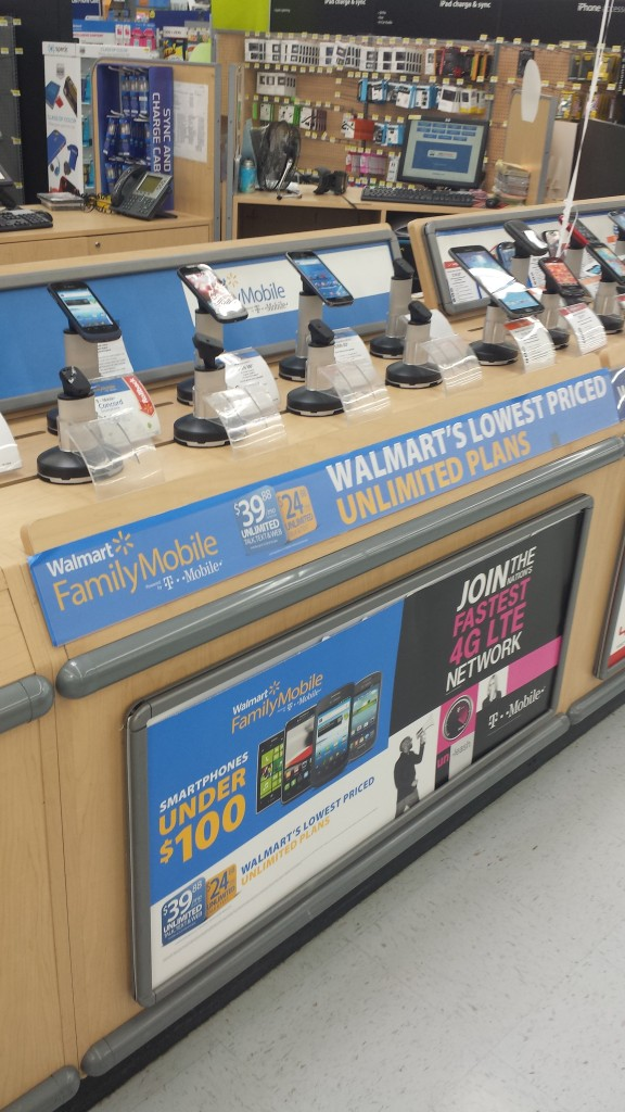 Walmart Family Mobile #Phones4School #shop