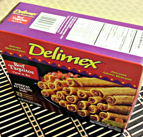 Delimex Taquitos #AfterSchoolSnacks #shop