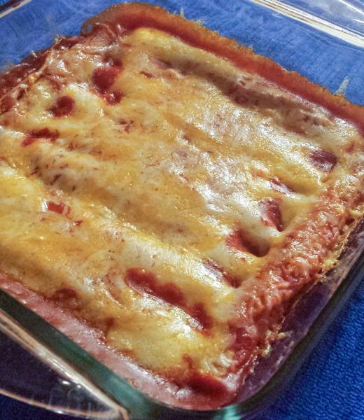 Taquito Enchiladas #AfterSchoolSnacks #shop