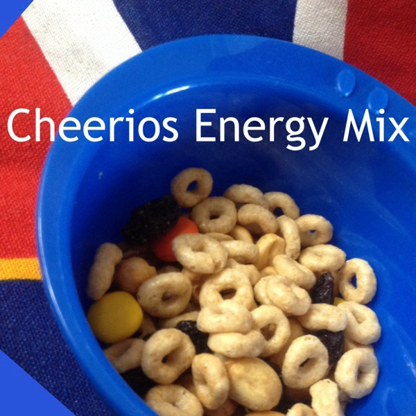 Cheerios Energy Mix