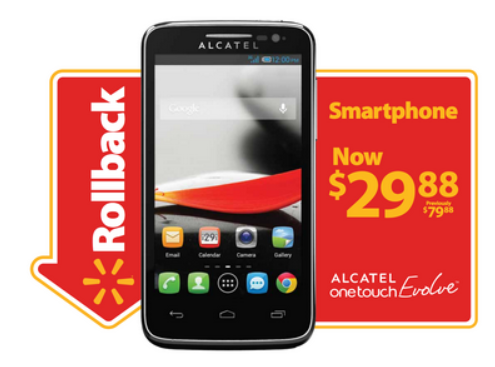 Walmart Family Mobile Rollback #Phones4School #shop