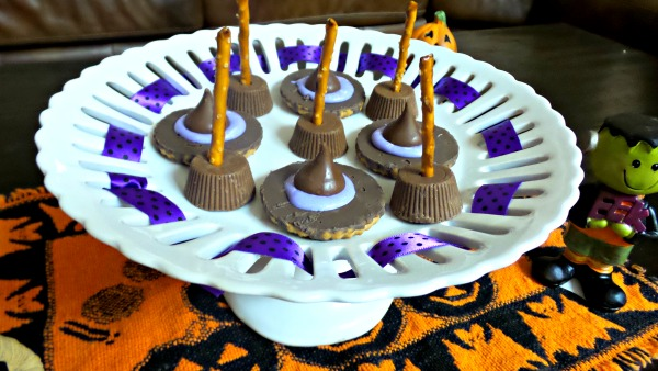 Witch's Hats and Brooms