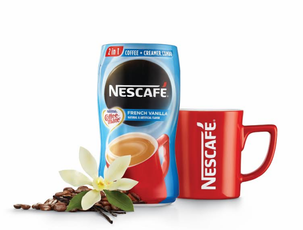 Nescafe and coffee-mate