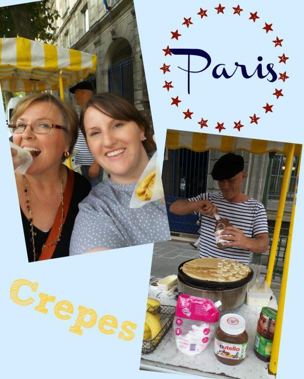 Paris Crepes