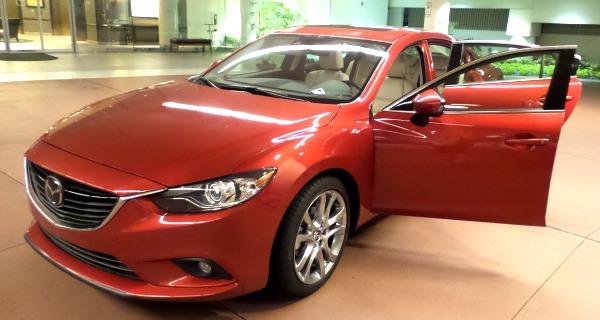 2015 Mazda 6 i Grand Touring