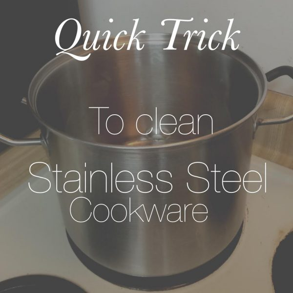 Cleaning-Stainless-Steel