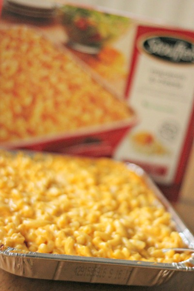 Stouffer's Party Size Mac & Cheese
