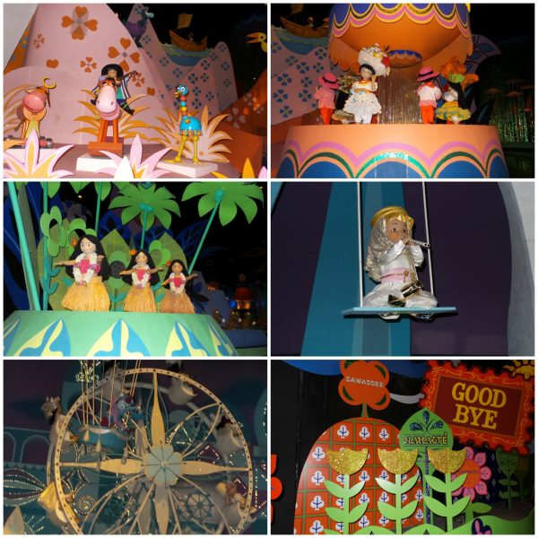 It's a Small World