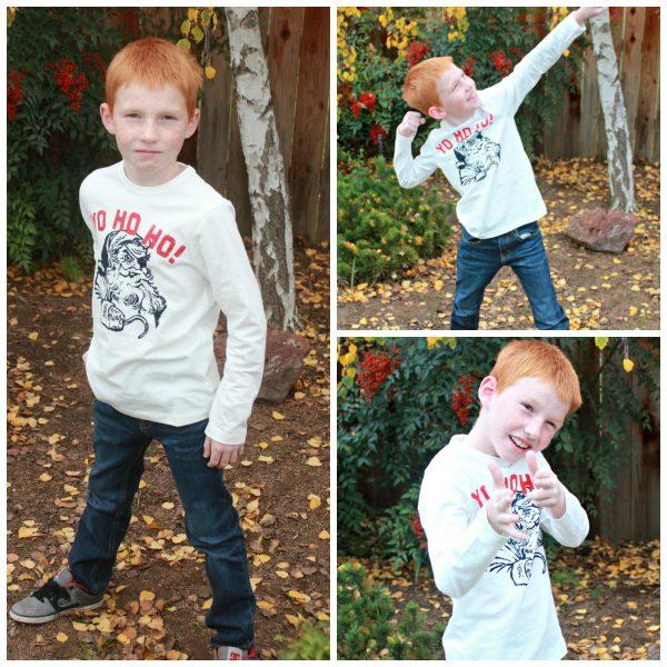 Yo Ho Ho Top and Jeans from OshKosh B'gosh
