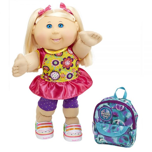 Cabbage Patch Doll with Twinkle Toes