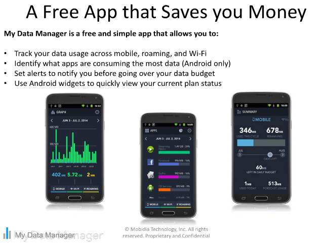 New App Feature Helps Families Monitor Shared Data Plans