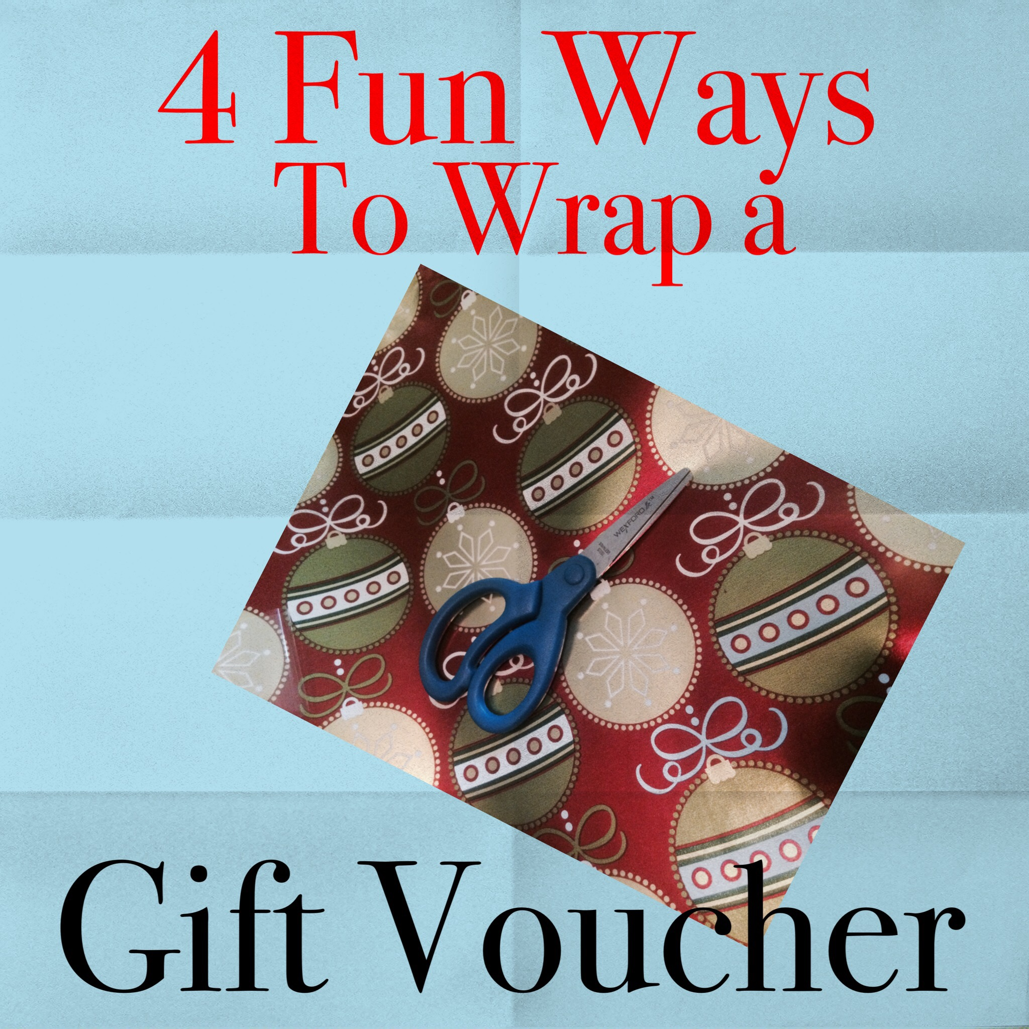 Gifting An Experience- 17 Non-Toy Gift Ideas (and 4 Fun Way To Wrap Them)