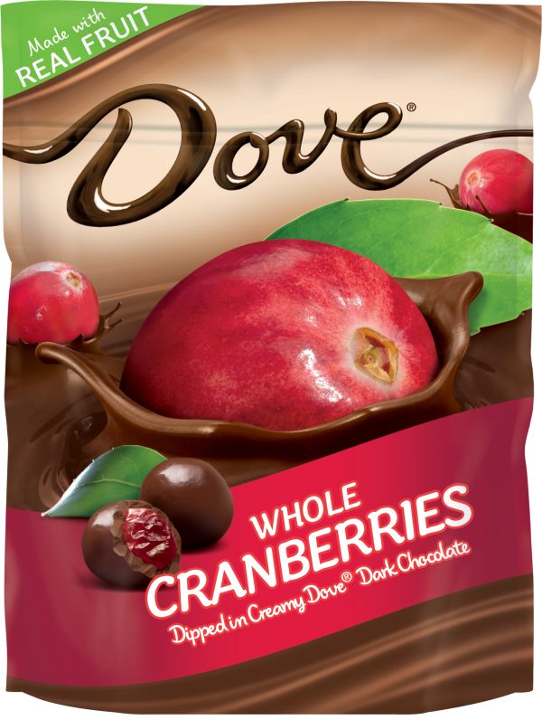 DOVE® Whole Fruit Dipped in Dark Chocolate
