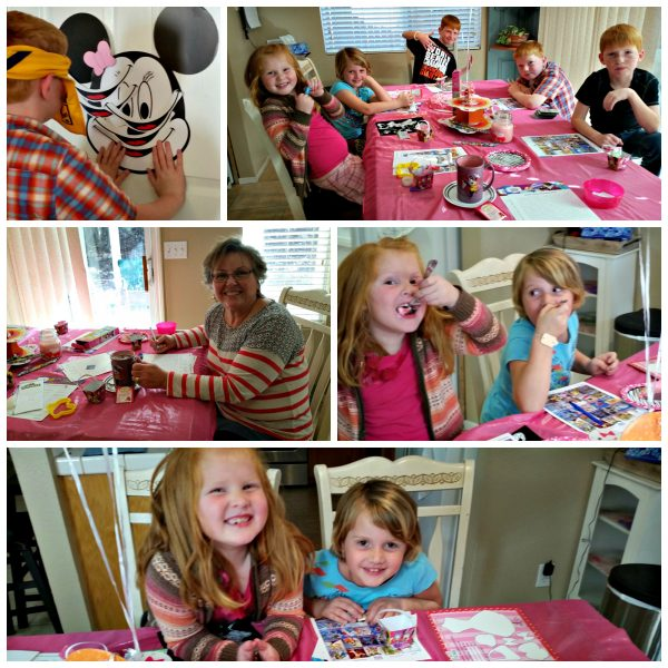 Minnie Mouse Party Fun