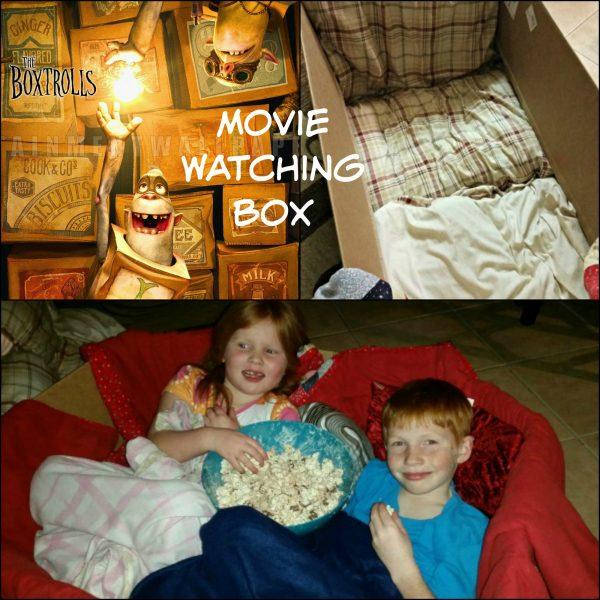 Movie Watching Box