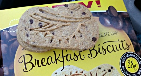 Honey Bunches of Oats Chocolate Chip Breakfast Biscuits
