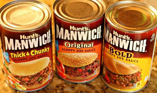 Manwich Varieties
