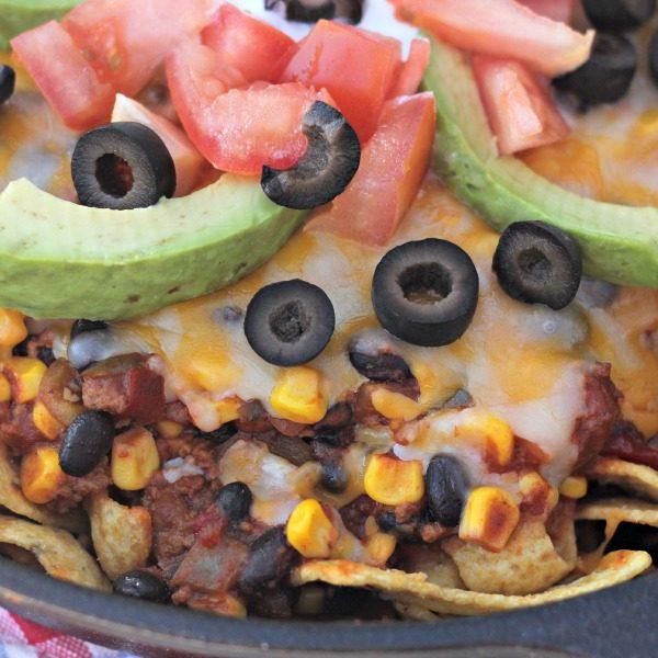 Mexi Frito Pie