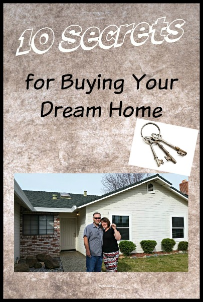 10 Secrets for Buying Your Dream Home