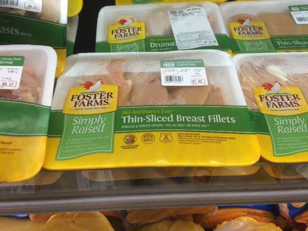 Foster Farms Simply Raosed Cjoclem