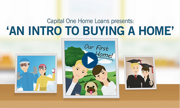 Capital One Home Loans Intro to Buying a Home