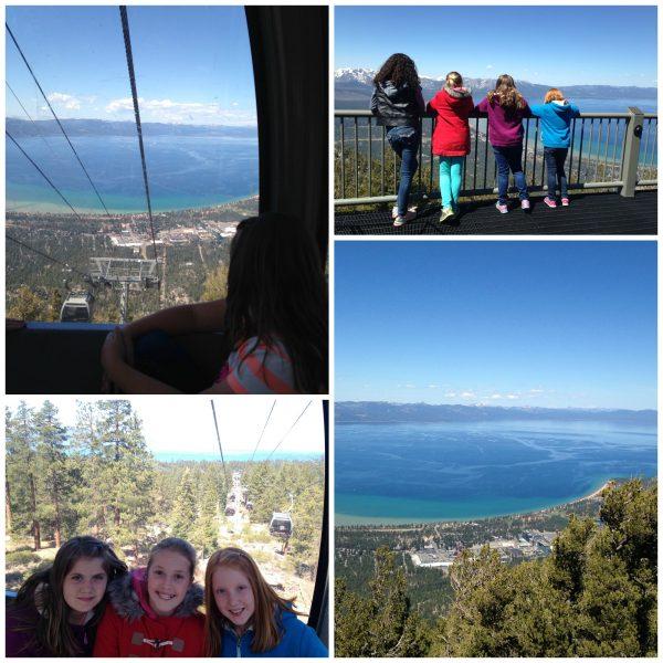 Heavenly Gondola in South Lake Tahoe
