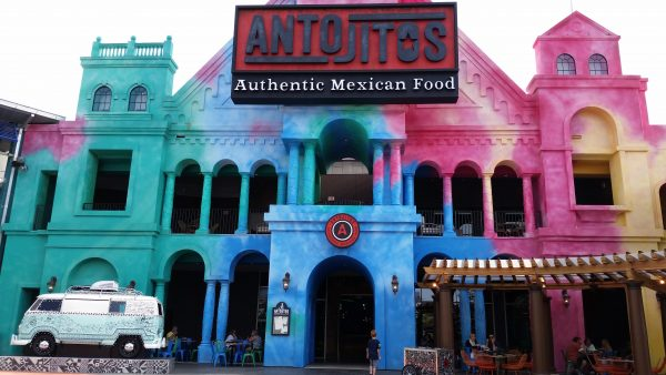 Antojitos Mexican Restaurant on Universal CityWalk