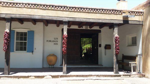 Los Poblanos Historic Inn in Albuquerque, NM